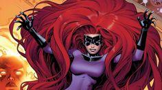 Medusa Enters in New Inhumans Set Photos