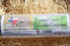 Texas Gourmet Pasta-- Roasted Garlic & Jalapeno Linguine - $7.00 (12oz My favorite pasta!!!
