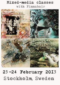 Finnabair: January 2013