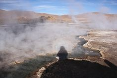 Geysers and me