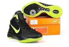 new style 675d1 38c67 Nike Hyperdunk 2011 Black Volt