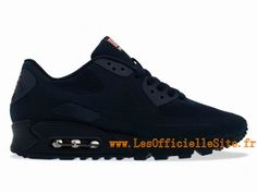 classic 5bf31 b7fc2 Boutique Nike Air Max 90 Hyperfuse Quickstrike GS Chaussures Nike Pas Cher  Pour Femme Midnight Navy-613841-440-Chaussures de Nike Basket ...