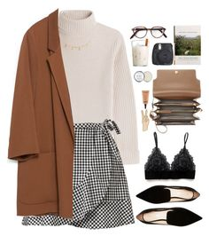 """""""Untitled #2934"""" by wtf-towear ❤ liked on Polyvore featuring Vanessa Seward, Zara, Cutler and Gross, Marni, Lucky Brand, Herbivore, MAC Cosmetics, Fujifilm, Frasier Sterling and Nicholas Kirkwood"""