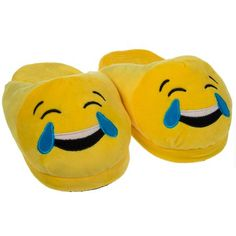 Emoji House Slippers Funny Soft Plush For Adults Kids Teens Bedroom Smiley Poop Comfy Socks Womens Girls