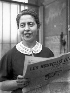 Irène Némirovsky, author of Suite Française