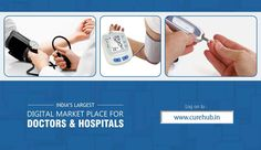 CUREHUB Is Here With Multiple Healthcare Equipments Under One Roof In Just One Click. Log On To curehub.in For More