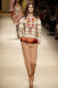 Etro Ready-to-wear Spring/Summer 2015|32