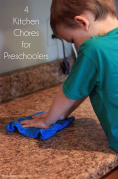 Get your preschooler