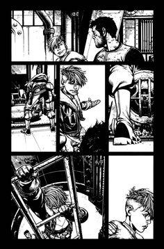 Wild Blue Yonder Issue 3 Page 12 by Spacefriend-KRUNK on deviantART