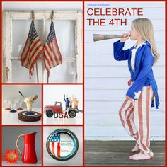 Celebrate the 4th - vintage style with the Etsy shops of Vintage and Main. 30+ quality vintage shops at #VintageAndMain on #Etsy for unique and authentic vintage and antique finds https://www.instagram.com/p/Bkcy_pmn_Ss/?taken-by=1006osage
