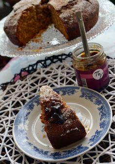 Κέικ ελαιολάδου με πετιμέζι - Sweetly French Toast, Breakfast, Cake, Recipes, Food, Sweets, Morning Coffee, Kuchen, Recipies