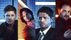 Veja imagens promocionais da 9º temporada de Supernatural