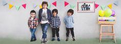 Moda para niños en Quiquilo  http://www.quiquilo.es/ropa-infantil-nino-dos-doce-anos