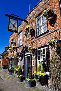 The Eagle pub, Amersham
