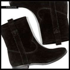 VC City Fanty boot Fall '13