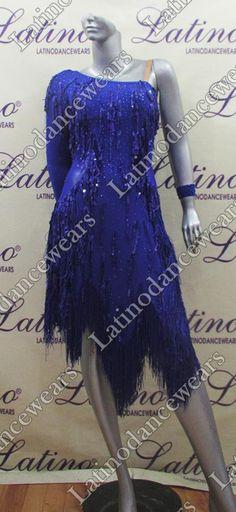 LATIN SALSA COMPETITION DRESS LDW (LT810) LATIN-SALSA-COMPETITION-DRESS-LDW-LT810 Latino Dancewears