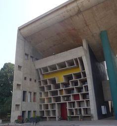 @thisbrutallife Chandigarh India Le Corbusier North And South America, Le Corbusier, Chandigarh, Brutalist, World Heritage Sites, Modern Architecture, Buildings, Construction, India