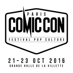 Paris Comic Con 2016