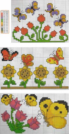 Thrilling Designing Your Own Cross Stitch Embroidery Patterns Ideas. Exhilarating Designing Your Own Cross Stitch Embroidery Patterns Ideas. Xmas Cross Stitch, Cross Stitch Boards, Cross Stitch Heart, Simple Cross Stitch, Cross Stitch Alphabet, Cross Stitch Animals, Cross Stitching, Butterfly Stitches, Butterfly Cross Stitch