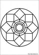 Mandala 79 coloring page - Free Printable Coloring Pages Pattern Coloring Pages, Mandala Coloring Pages, Free Printable Coloring Pages, Free Coloring Pages, Coloring Books, Mandalas Drawing, Stained Glass Patterns, Mosaic Patterns, Doodle Patterns
