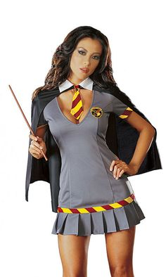 Wizard Halloween Costume For Women