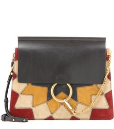 Chloé - Pre-Fall 16 - Schultertasche Faye mit Seventies-Appeal