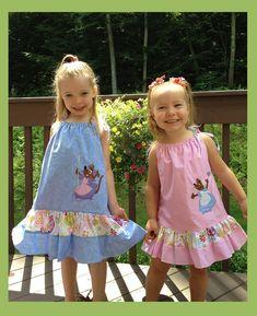 Custom Cinderella Mice PillowCase Dress by LilliansCloset on Etsy, $58.80