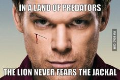 Awesome Dexter quote