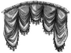 arched opera valance - Google Search
