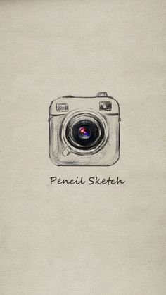 Turn any photos into sketch artworks in just one second!
