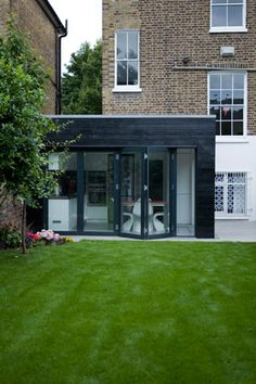 Bi folding doors Morton Road Garden