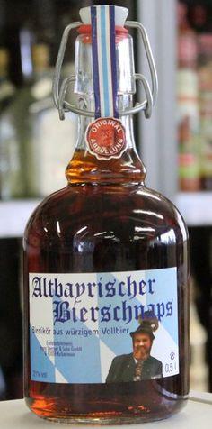 Altbayrischer Bierschnaps 0,5
