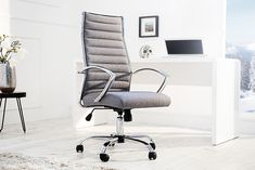 Dieser Bürostuhl wird zum absoluten Eyecatcher in Ihrem Arbeitsraum! Entdecken Sie Ihn auch in anderen Farben! Schnelle Lieferung ✓ kostenfreie Retoure ✓