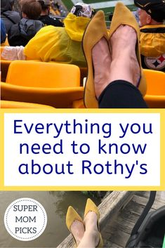 I love my Rothy's shoes! Let me tell you all about them. #supermompicks #momlife #momfashion #rothys #shoes
