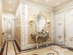 Интерьер холла - Дизайн квартир