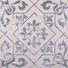 Cementine Cora 16 in. x 16 in. Ceramic Floor and Wall Tile