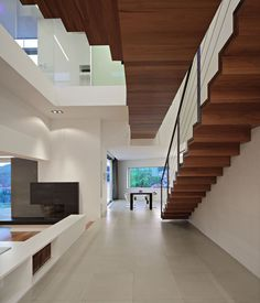 love the stair  Family House J20  Zagreb, Croatia  A project by: DAR612