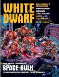 White Dwarf Weekly número 33 de septiembre