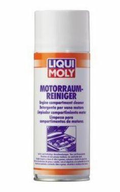 LIQUI MOLY spray proofessionale pulitore vano motore. Alta sicurezza ed efficacia, semplice utilizzo. #LiquiMoly - www.autogold.it - INFO: autogold@autogold.it