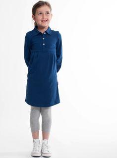 Maak dit jurkje bijzonder en versier het zelf bij Little Stylist. Ga snel naar de Ontwerp Studio: www.littlestylist.com. #girlsfashion #littlefashionista #kidsfashion #littlestylist #fashiondiy #girlscloths