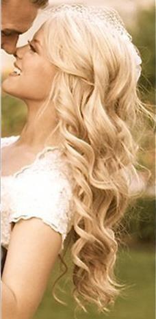 wedding hair @Alex Leichtman Moynahan