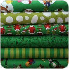 I want to make a grinch blanket!