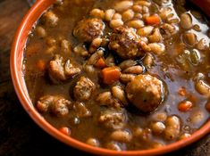 Herbed White Bean and Sausage Stew Recipe - NYT Cooking