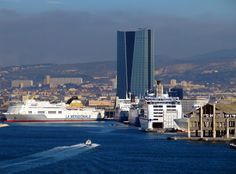 CMA CGM Tower in Marseille by Zaha Hadid Architects
