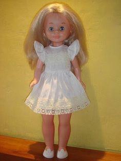 My doll collection: Nancy de Famosa.