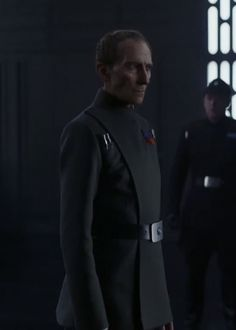 Grand Moff Tarkin - Rogue One Rogue One Vader, Imperial Officer, Peter Cushing, Evil Empire, Star Wars Costumes, Star Wars Film, Death Star, One Star, Star Wars Characters