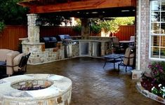 The Outdoor Kitchen: Make Your Patio Your Second Home