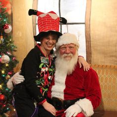 Santa Claus Nevada For Hire Reno Carson City Real Bearded Christmas Home Visits Polar Express Photos Letters Office Party V&T Railway Elf Darlene Blog