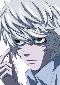 Near (Nate River) Anime: Death Note
