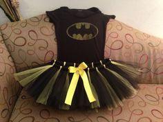 Alexandria could be so cute for a lil girl! Adult Batman Tutu Costume..